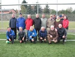 Lebendige Vereinspartnerschaft: Besuch bei unserem Partnerverein - Hernhuter Sportverein